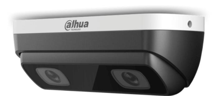 دوربین ای پی داهوا مدل IPC-HDW8341X-3D