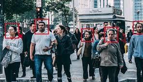 تشخیص چهره در دوربین های مدار بسته