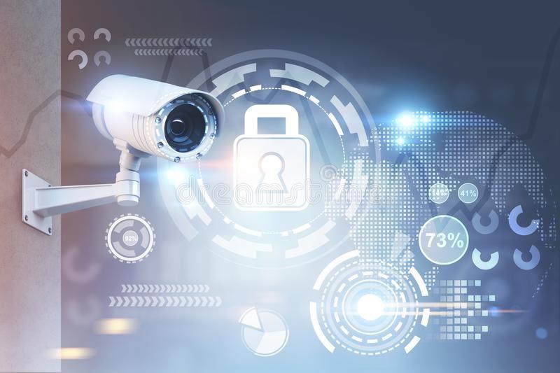 دوربین های مدار بسته و دوربین های امنیتی به چه شکل فعالیت می کنند ؟